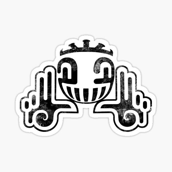 Spiral Tribe 23 Sticker