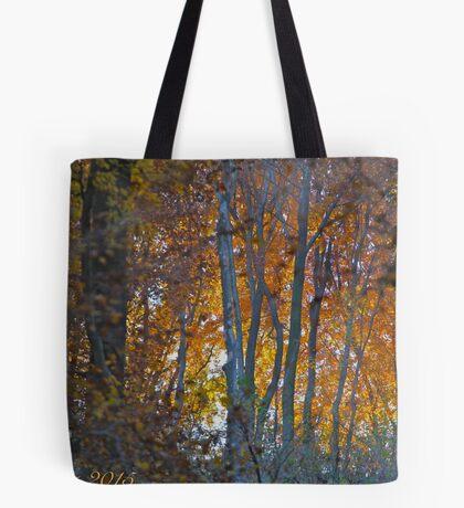 Colorful Essence . Autumn. Galicia. by Andrzej Goszcz. Tote Bag