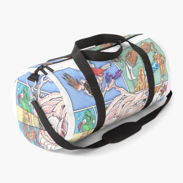 Fear of the Illogic Duffle Bag