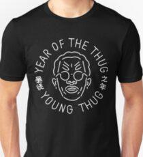 Year Of The Thug (white) T-Shirt