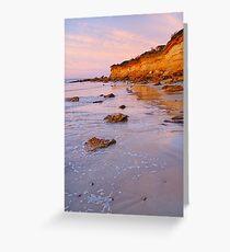 Littoral Greeting Card