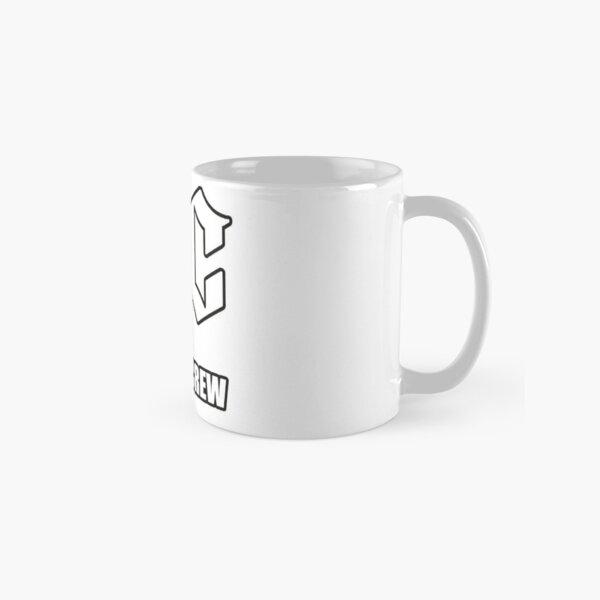 Quincy Crew Dota 2 logo white style Classic Mug