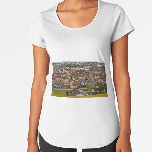 Bogside View Premium Scoop T-Shirt
