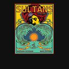 SURFING SULTANS MALDIVES INIDIAN OCEAN by Larry Butterworth
