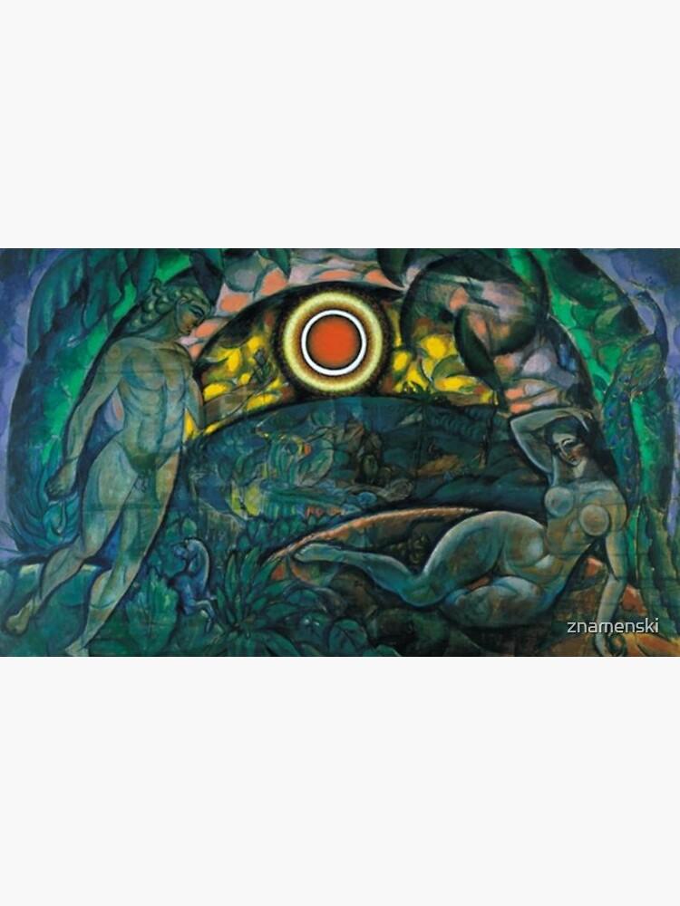 Hypnotic Painting by znamenski