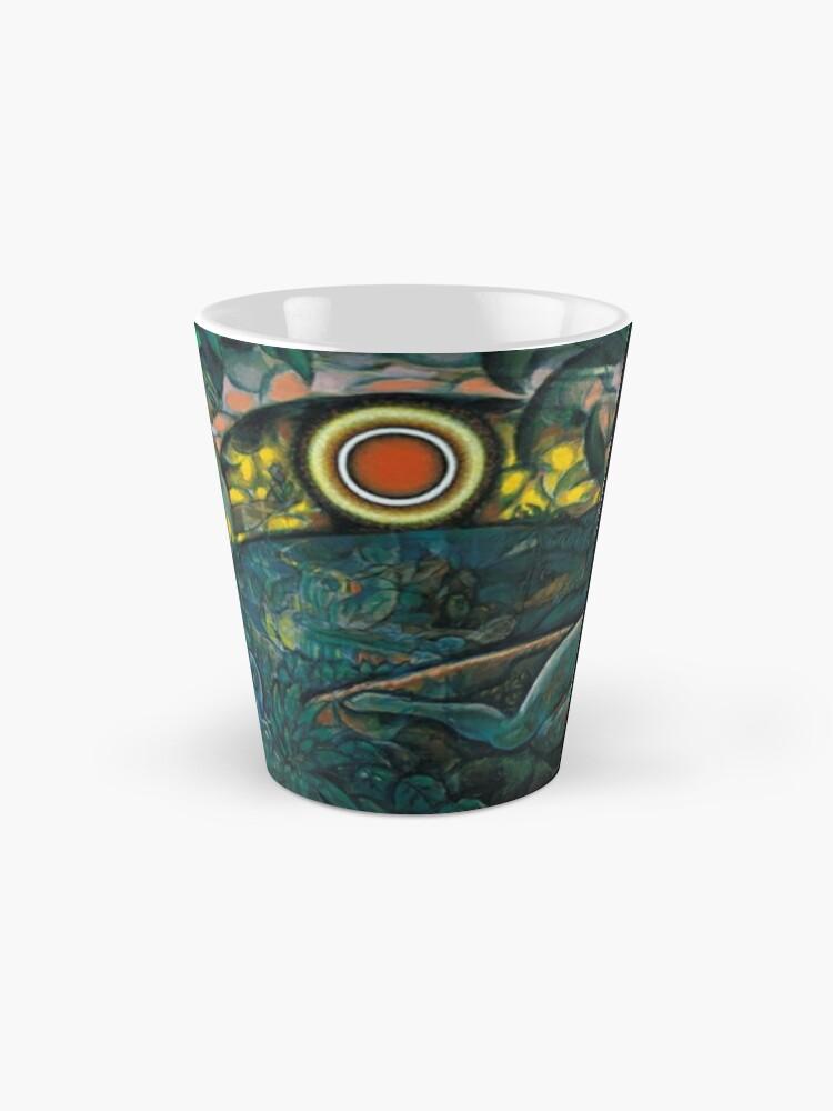 Alternate view of Hypnotic Painting Mug