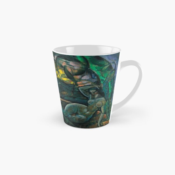 Hypnotic Painting Tall Mug