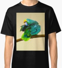 Yellow Crowned Parrot Classic T-Shirt