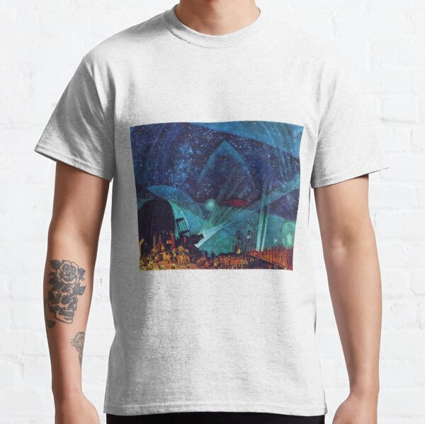 Hypnotic Painting Classic T-Shirt