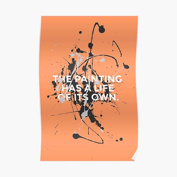 Jackson Pollock Poster