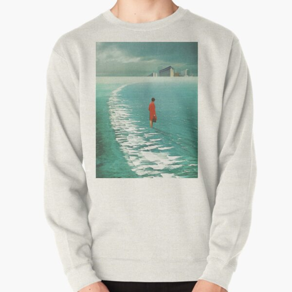 Waiting For The Cities To Fade Out Pullover Sweatshirt