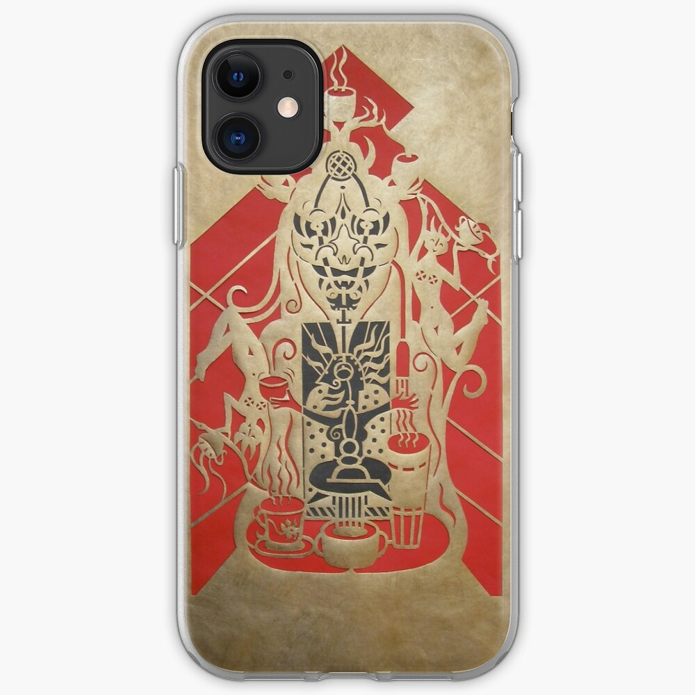 Benevolent Brew, Medicinal for You iPhone Case & Cover