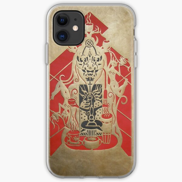 Benevolent Brew, Medicinal for You iPhone Soft Case