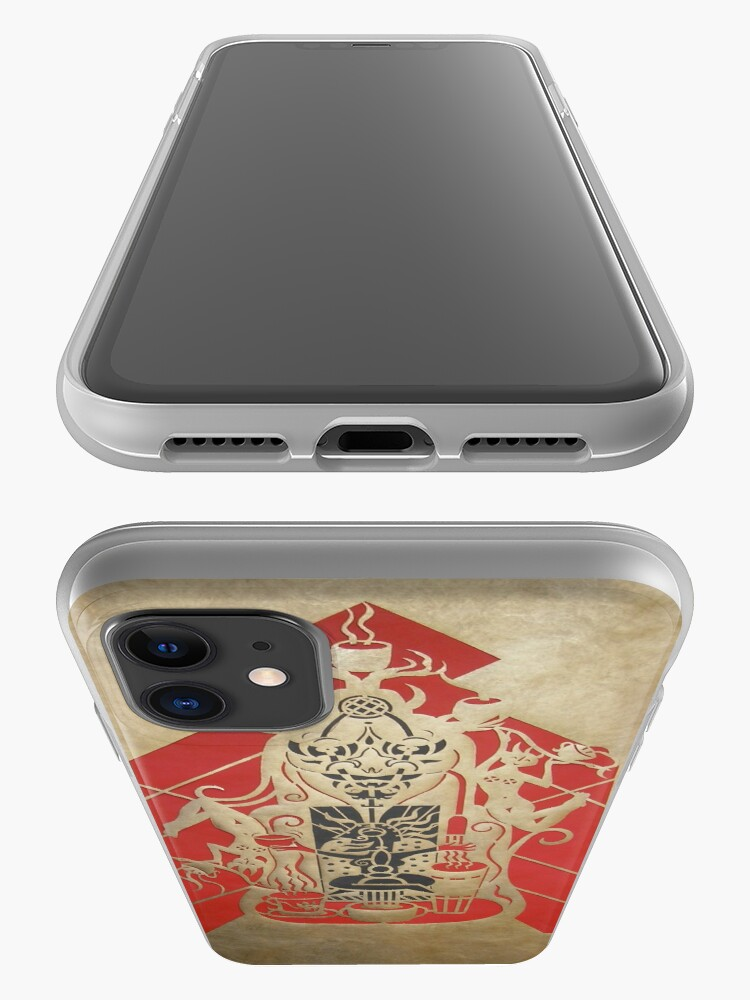 Alternate view of Benevolent Brew, Medicinal for You iPhone Case & Cover