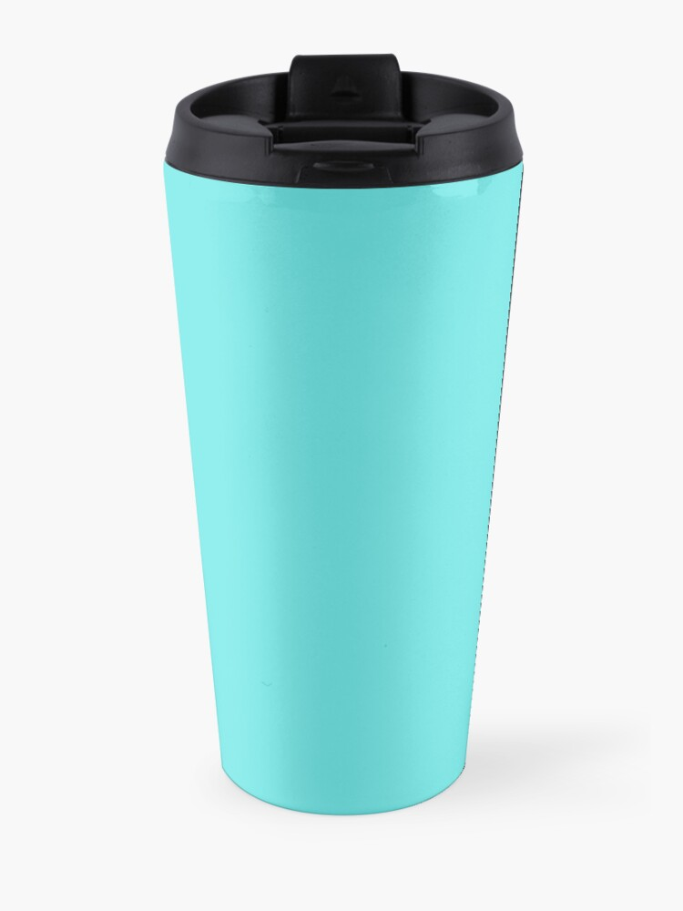 Alternate view of Cleanest Of All Time Housekeeping Ladder And Bucket Humor Travel Mug