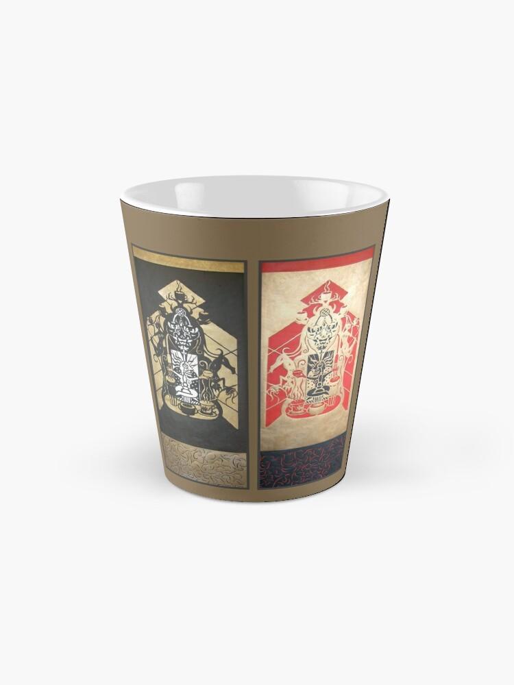 Alternate view of The Brew Scrolls Mug