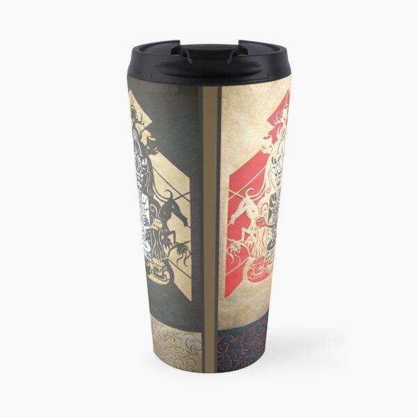 The Brew Scrolls Travel Mug