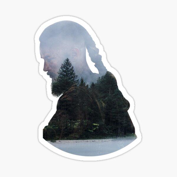 Ragnar Lothbrok - Vikings Sticker