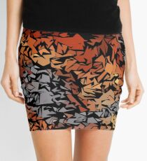 natures animal balance` Mini Skirt