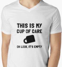 Cup Of Care Men's V-Neck T-Shirt