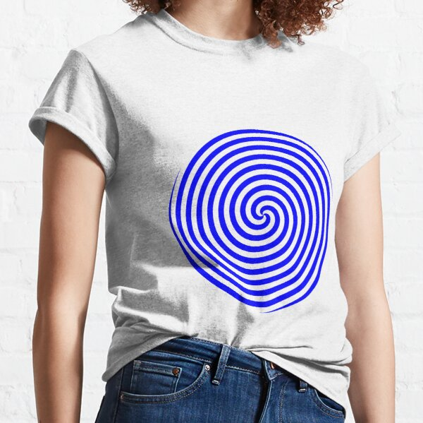 Hypnotic Spiral Classic T-Shirt