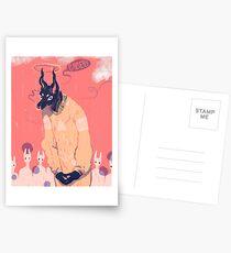 Calmer Postcards
