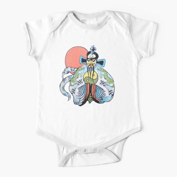 Jack Burton is in Big Trouble Short Sleeve Baby One-Piece