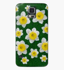Spring Daffodils Case/Skin for Samsung Galaxy
