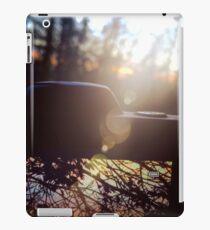 Nikon sunset iPad Case/Skin