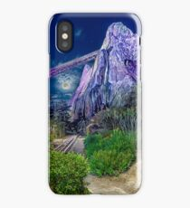 Expedition Everest Unload View iPhone Case/Skin