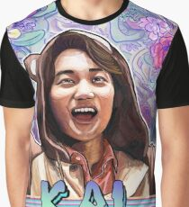 NiNi Bear Graphic T-Shirt