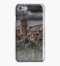 Halloween Haunted Mansion Fog iPhone Case/Skin