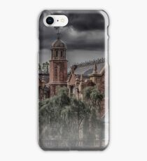 Halloween Haunted Mansion Fog iPhone Case/Skin