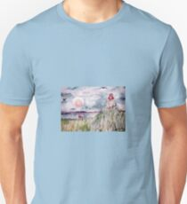 Sunset ,  Couché de soleil Slim Fit T-Shirt