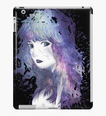 Raum-Mädchen iPad-Hülle & Klebefolie