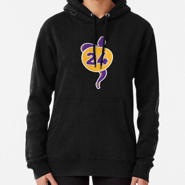 24 Legend - Winner Minset (Black BG) Pullover Hoodie