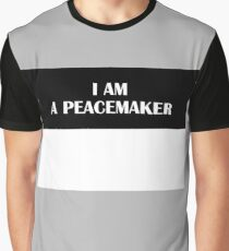 I AM A PEACEMAKER (Original) Graphic T-Shirt