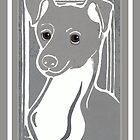 Italian Greyhound by Abigail Davidson