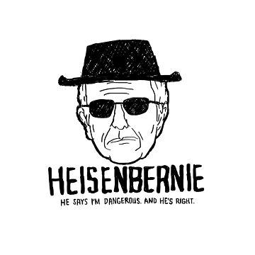 Heisenbernie by sogj05