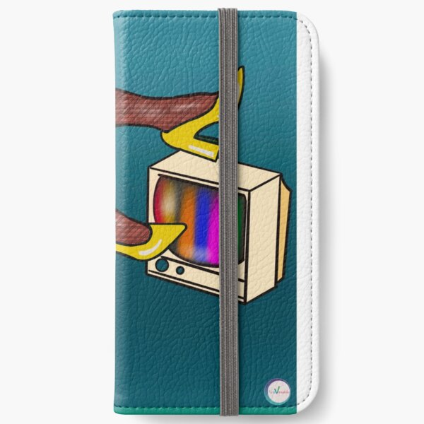 Old Fashion iPhone Wallet