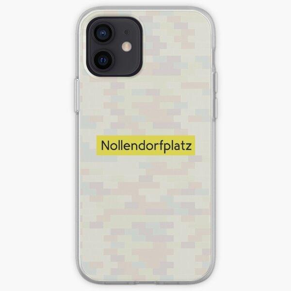 Nollendorfplatz Station Tiles (Berlin) iPhone Soft Case