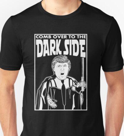 Trump Comb Over Dark Side T-Shirt