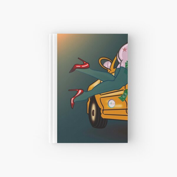 Can I help you? Hardcover Journal