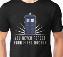 Dr Who Unisex T-Shirt