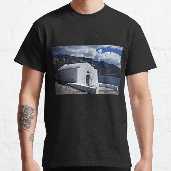 White Greek Church Classic T-Shirt