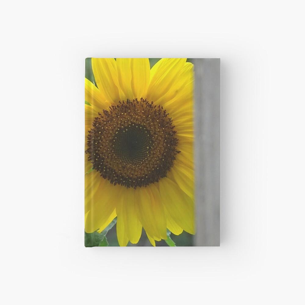 Sunflower  Hardcover Journal
