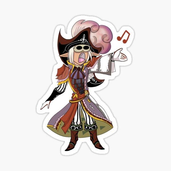 Opera Amon Sticker