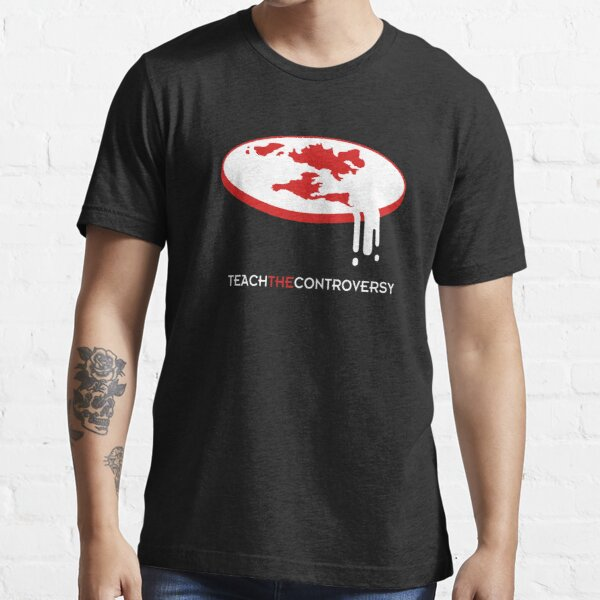Flat Earth (Teach the Controversy) Essential T-Shirt