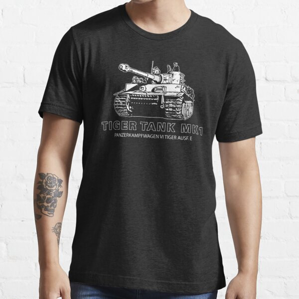 Tiger Tank Mark 1 Essential T-Shirt