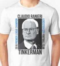 Claudio Ranieri T-Shirt